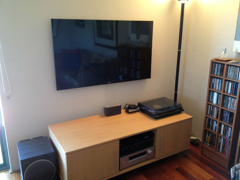 TV Wall mounting Chatswood Upper North Shore