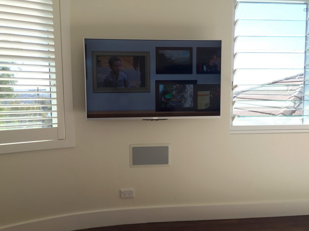 Television Installation Cromer Northern Beaches Sydney