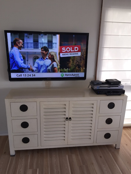 TV Installation Elanora Heights1