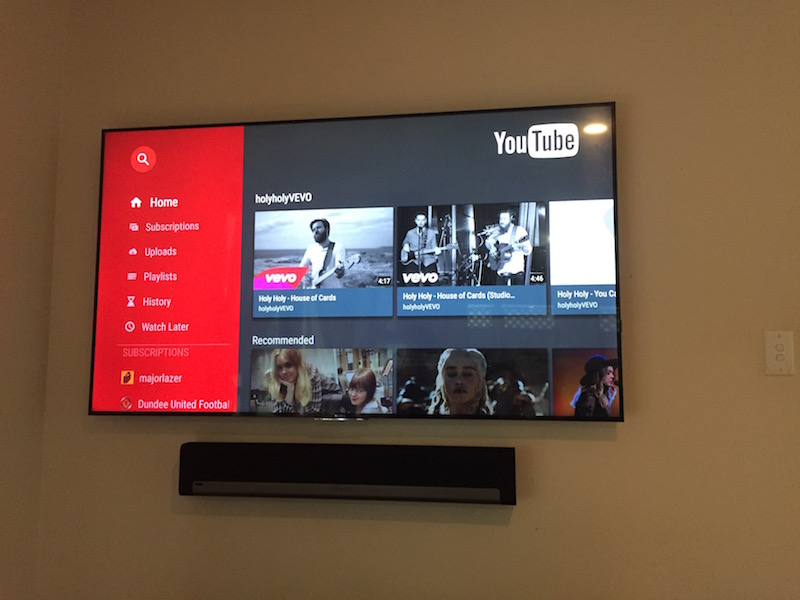 TV Wall Mounting Northern Beaches