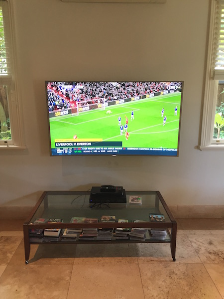 TV Wall Mount and Installation Neutral Bay Sydney