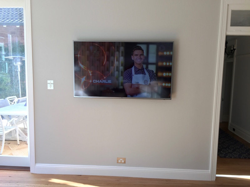 TV Wall Mount Turramurra