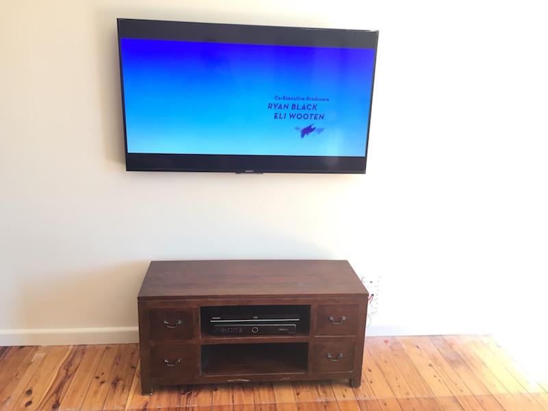 TV Installation Chatswood North Shore
