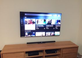 TV Installation Wollstonecraft North Shore Sydney