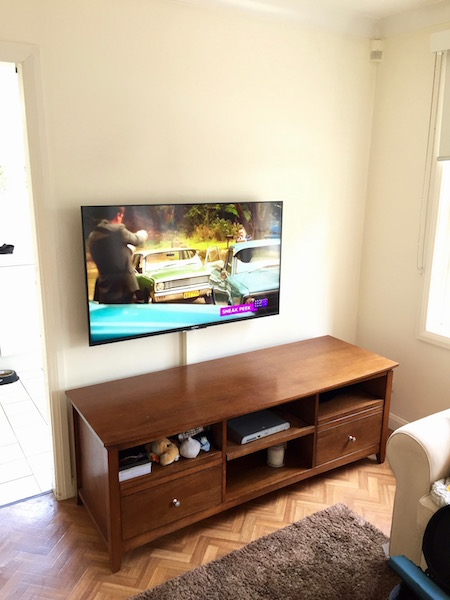 Television Installation Sydney