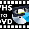 VCR to DVD Service