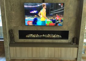 Television Installation Chatswood