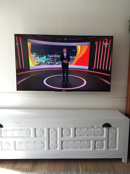 Television Wall Mounting Balgowlah Northern Beaches