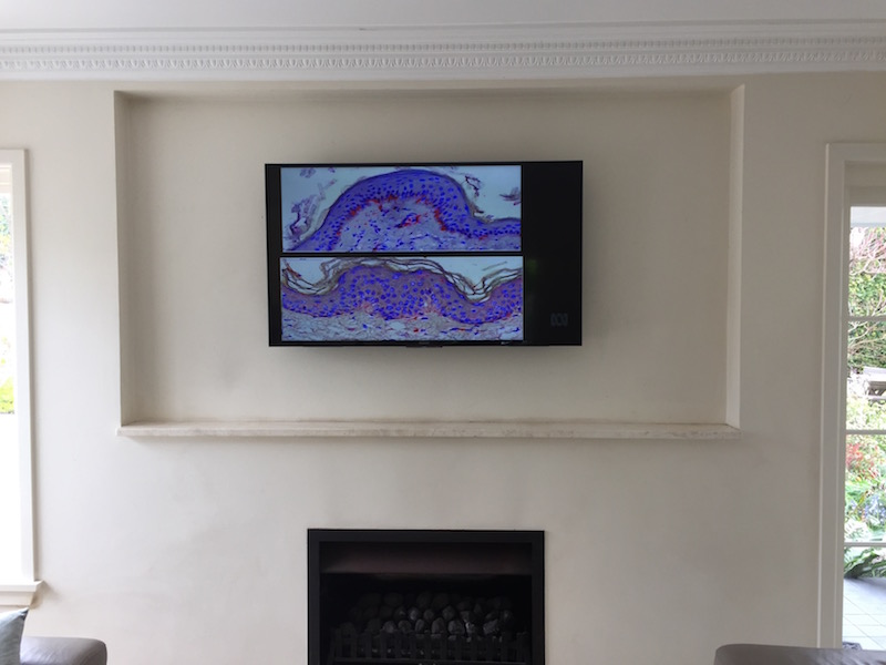 Television Installation and Wall Mounting St Ives
