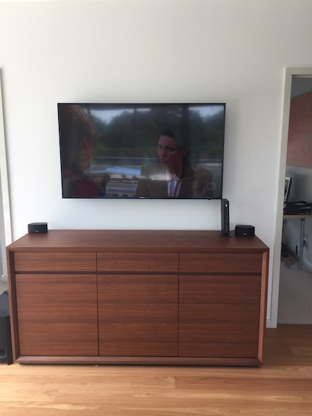 Sony Television Installation and Wall Mounting St Ives North Shore Sydney