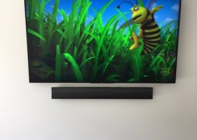 Sony Television and Soundbar Wall Mount