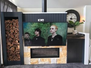 Television Wall Mounting