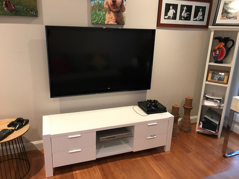 LG Television Wall Mounting and Installation Killara Sydney