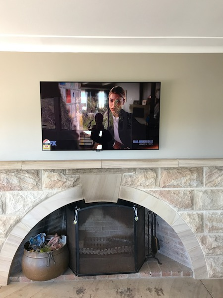 Television Installation and Wall Mounting Waitara Sydney