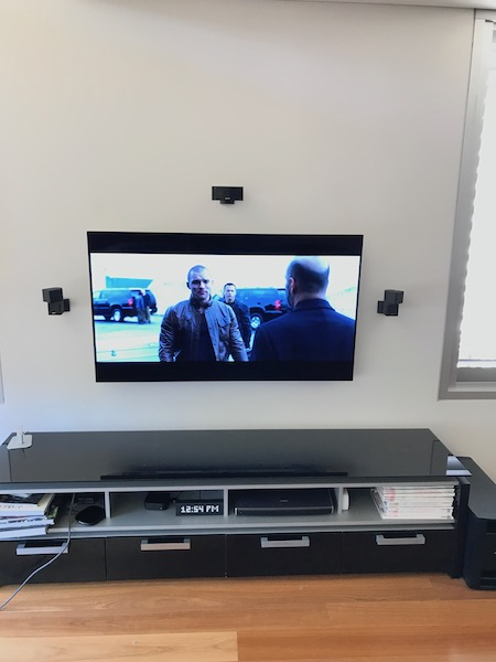 LG TV Wall Mounting Northern Beaches Sydney