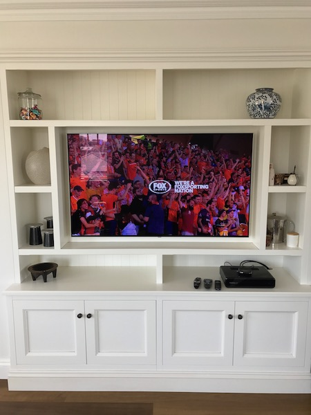 LG TV Wall Mounting and Installation Curl Curl Northern Beaches Sydney