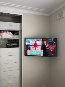 Sony TV Wall Mounting Turramurra North Shore Sydney