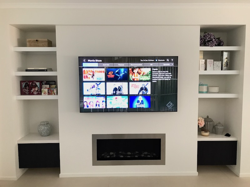 Samsung TV Wall Mounting and Installation