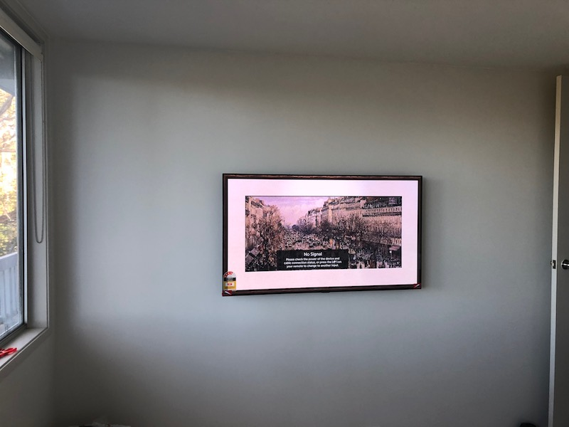 LG Television Wall Mounting and installation Crows Nest North Shore
