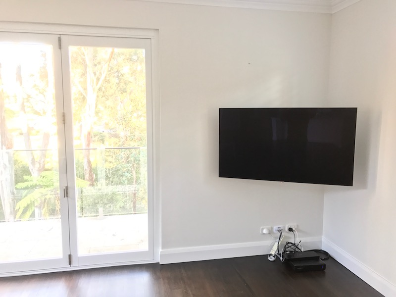 Samsung TV Installation and Wall Mounting St Ives North Shore Sydney