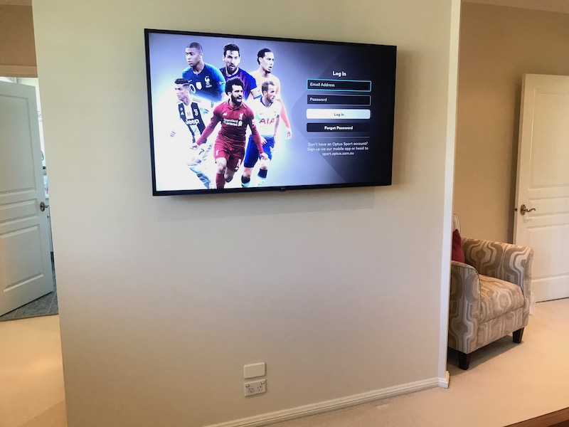 TV Installation And Wall Mounting Sydney